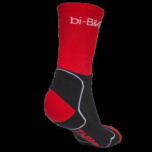 B-Bike Calze Termiche Winter Socks Red