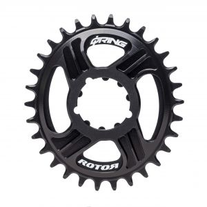 Corona ROTOR 30D DM QRING X SRAM Ultima disponibile SUPER OFFERTA