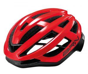 Casco per bici BRN Freccia Rosso Lucido