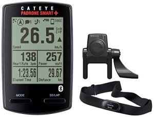 Cateye Padrone Smart Computer per bicicletta con Fascia Cardio e Sensori di Cadenza SUPER OFFERTA