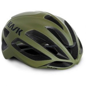 Casco Kask Protone Verde Militare Opaco Olive Green Mat
