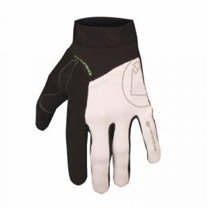Endura Guanti Singletrack II Glove Black Bianco Verde SCONTATISSIMO Tg.M