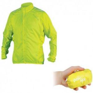 Giacchetto Antivento Pakajak Ball Endura Giallo Fluo Tg. XL