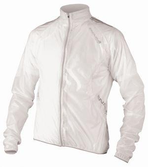 Giacchetto Antivento FS260 Pro Adrenalina Race Cape Endura Bianco