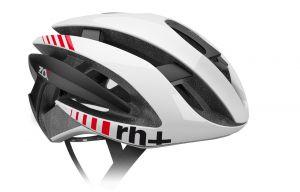 Casco Bici RH+ Z Alpha Bianco