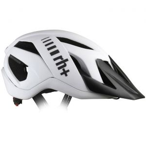 Casco Bici Zero RH+ THREE in ONE Matt White Bianco Opaco