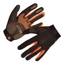 Endura MTR Full Finger Glove  Nero Orange SCONTATISSIMI