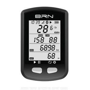 GPS My-Navi Ciclocomputer BRN
