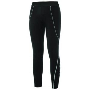 Pantaloni Lunghi Calzamaglia Ciclismo Donna Senza Bretelle INVERNALE RH+ REFLEX W TIGHT Nero