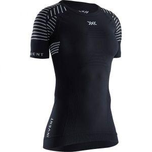 Maglia Tecnica Donna Maniche Corte X-Bionic LT SHIRT R-NECK 4.0 Black Ciclismo e Running