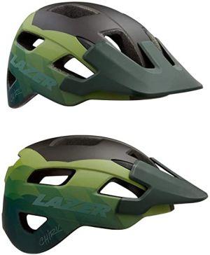 Lazer Casco MTB Enduro Freeride CHIRU Matte Dark Green Verde Militare Opaco Nuovo