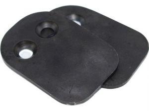 Piastrine Magped Pedali magnetici Per Scarpe MTB + Viti