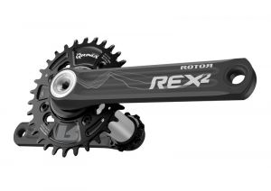 GUARNITURA MTB ROTOR REX 2.1 BB30  30D OVALE