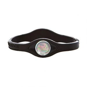 Power Balance Braccialetto Performance Technology Nero ORIGINALE