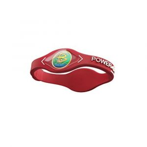 Power Balance Braccialetto Performance Technology Rosso ORIGINALE
