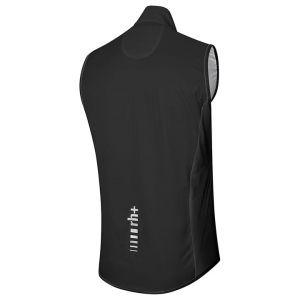 Smanicato Antivento Senza maniche Emergency Pocket Vest Rh+  Black Nero