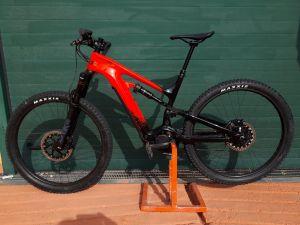 STANDUP Cavalletto Officina per E-Bike con motore Bosch