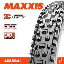 Maxxis  ASSEGAI EXO+ TR 3C 29X2.50'' WT Copertone Mtb