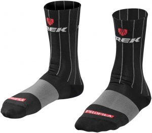 Calze Bontrager Trek Factory Racing Replica 2.5 Sock